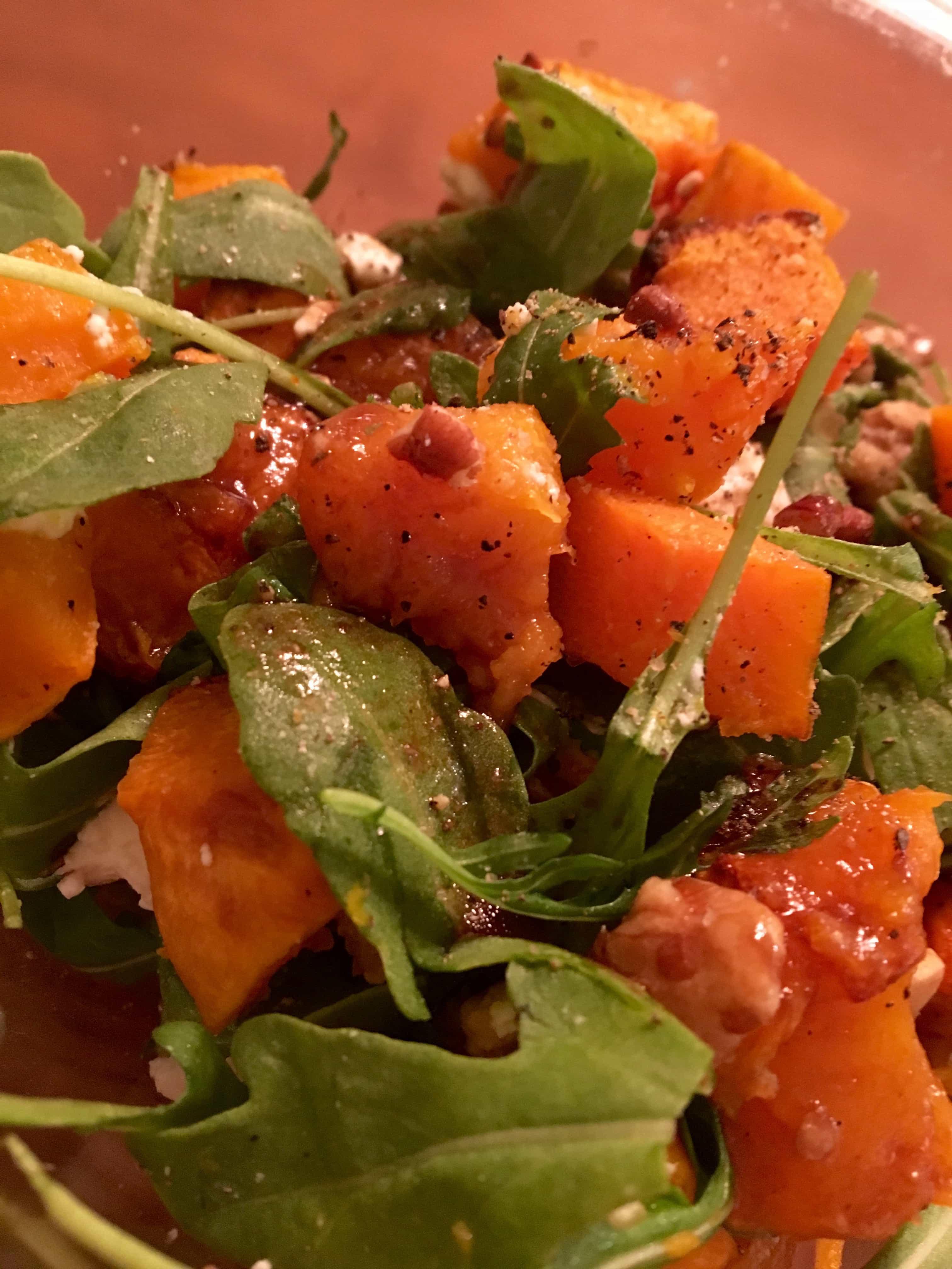 bnut squash salad 2