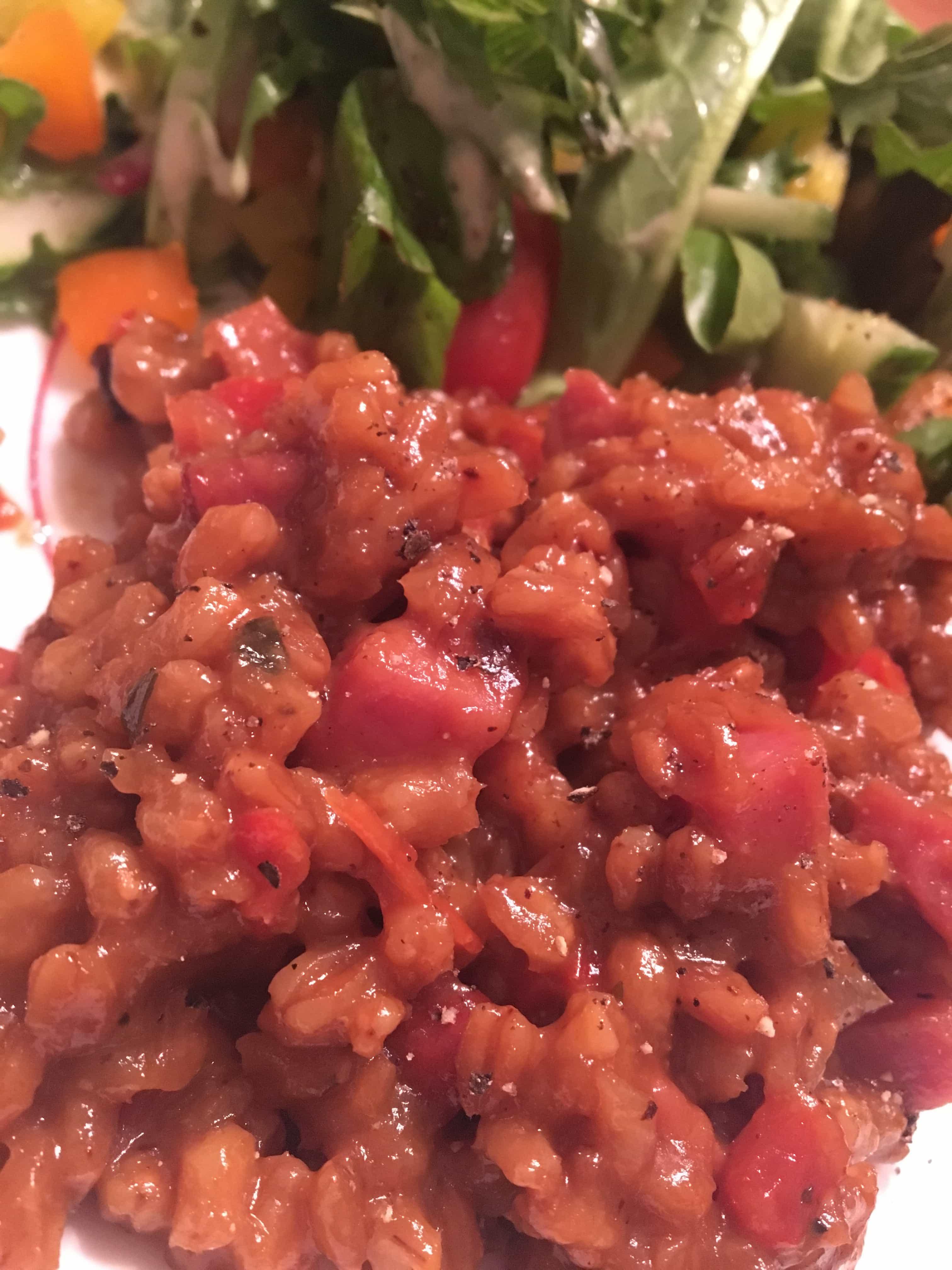 farro risotto 1